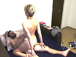 Loving anal milf ignores her husband calls while her ass is gaped