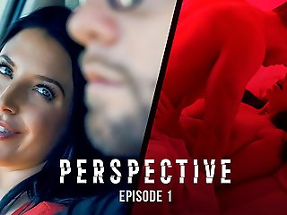 Angela White & Seth Gamble & Codey Steele in Perspective: Episode 1 - AdultTime
