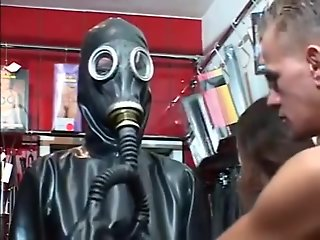Full Rubber Suit Sex