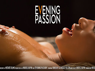 Evening Passion - Henessy A & Lindsey Olsen - SexArt