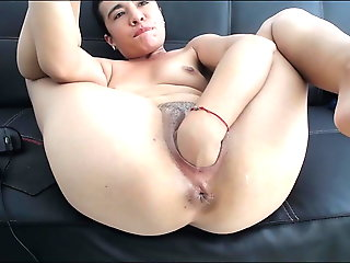 Giant Gaping Pussy Hole