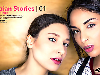Lesbian Stories Vol 1 Episode 1 - Memoir - Anissa Kate & Talia Mint - VivThomas