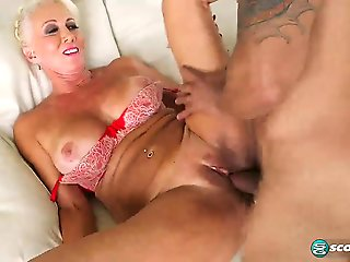 Madison and anal - 60PlusMilfs