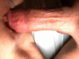 After Party wife just the tip Cum Shot