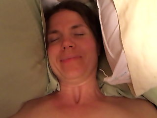 POV morning sex