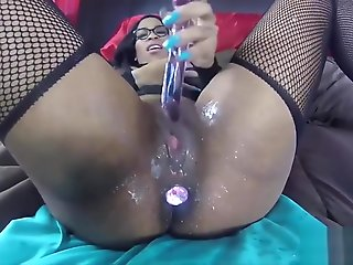 Amazing Ebony Squirt Compilation Part 6