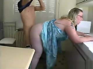 bbw get ass ass fucked by 2 friends