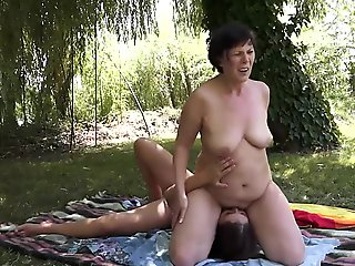 Hottest sex scene Old/Young newest only here