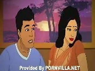 Bhabhi With Devar Animated Sex.